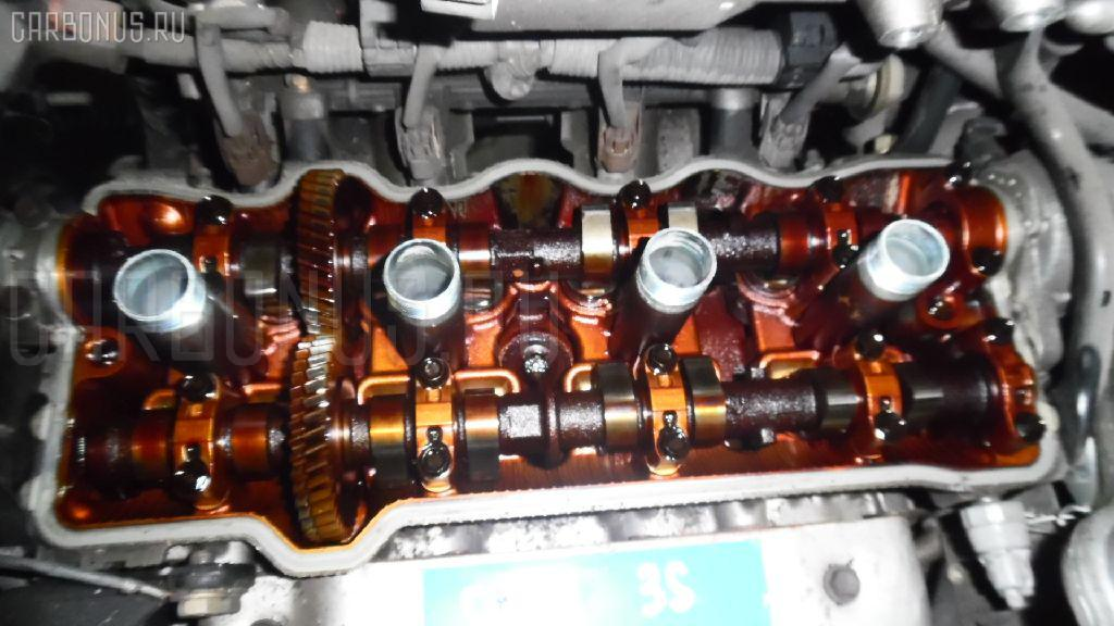 Двигатель Toyota SV41 3S-FE Фото 1