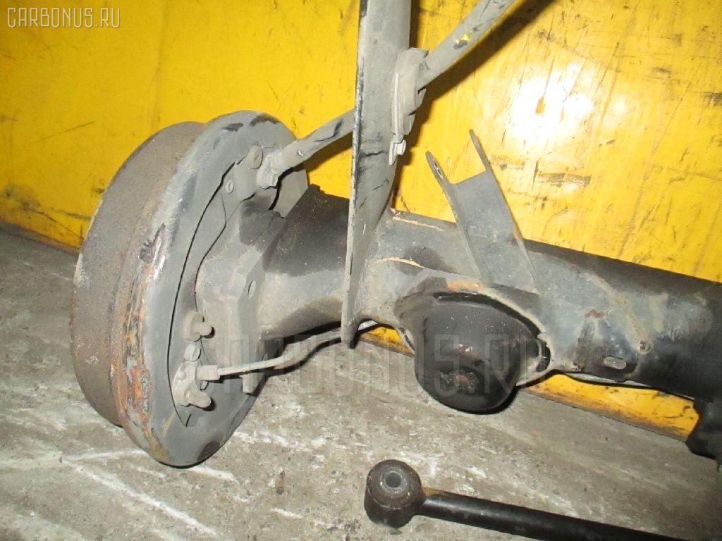 Балка подвески NISSAN WINGROAD WHY10 SR18DE Фото 2
