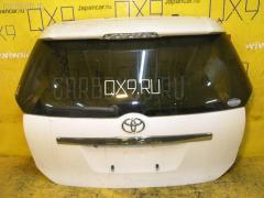 Дверь задняя Toyota Wish ANE10G Фото 1
