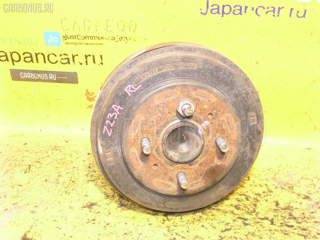 Ступица MITSUBISHI COLT Z23A 4A91 Фото 2