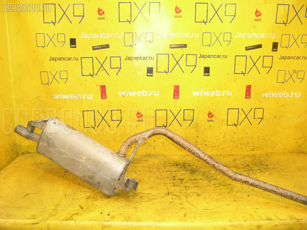 Глушитель TOYOTA CARINA AT212 5A-FE Фото 1