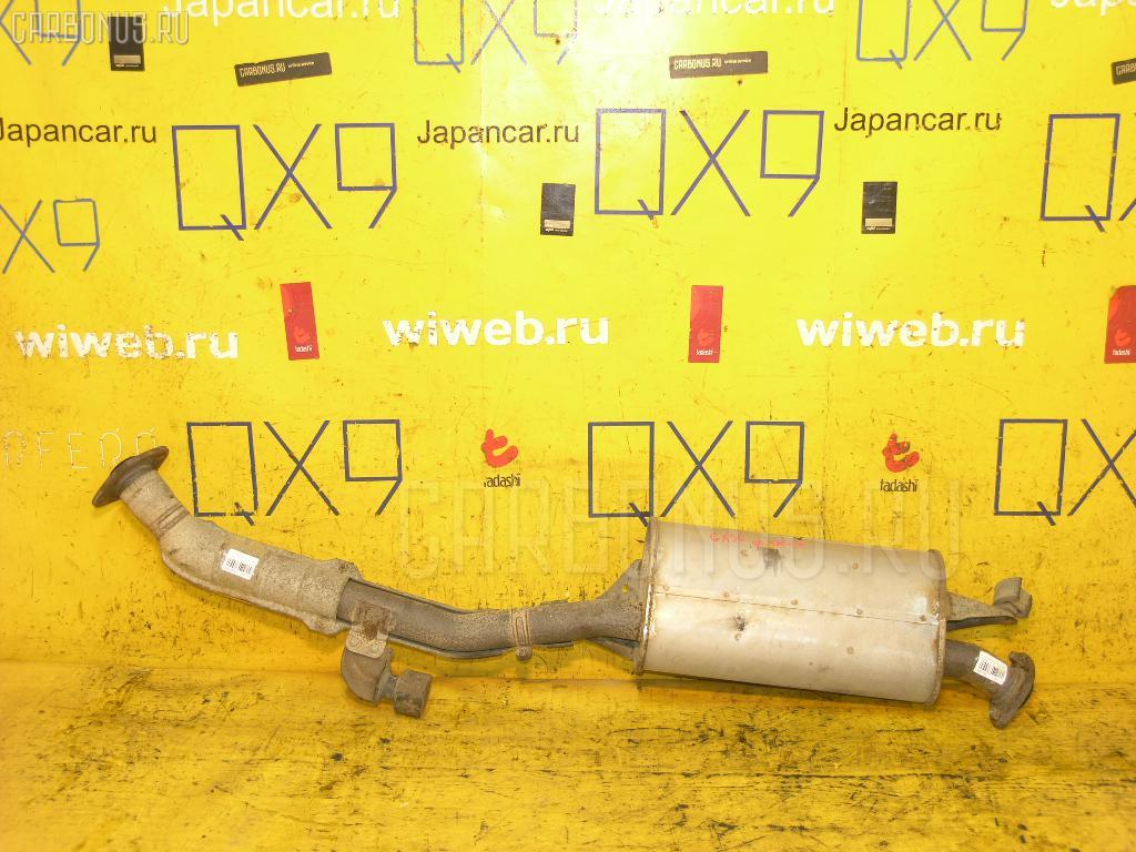 Глушитель Toyota Mark ii GX90 1G-FE Фото 1