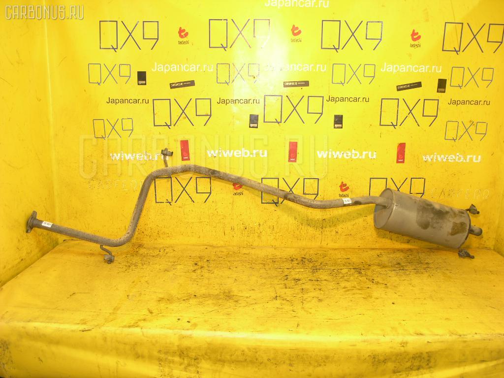 Глушитель NISSAN WINGROAD WFY11 QG15DE Фото 1