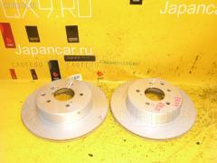 Тормозной диск NISSAN SKYLINE ER34 RB25DE Заднее