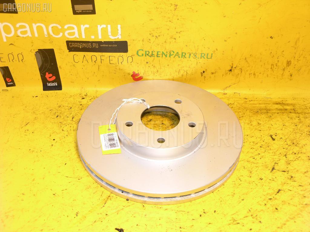 Тормозной диск NISSAN SKYLINE ER34 RB25DE Фото 1