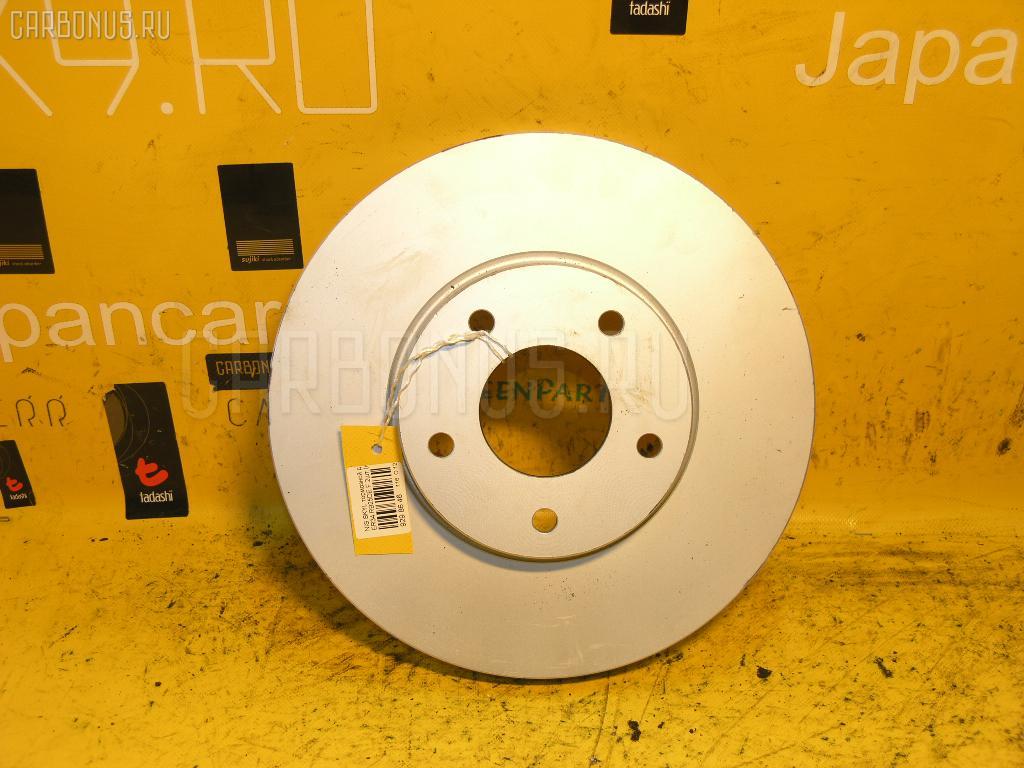 Тормозной диск NISSAN SKYLINE ER34 RB25DE Фото 2