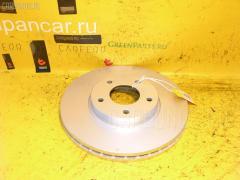 Тормозной диск NISSAN SKYLINE ER34 RB25DE Фото 3