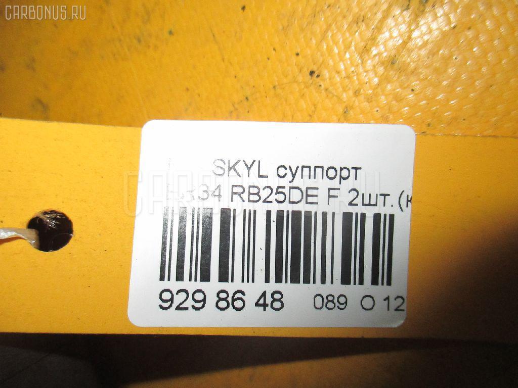 Суппорт NISSAN SKYLINE ER34 RB25DE Фото 3