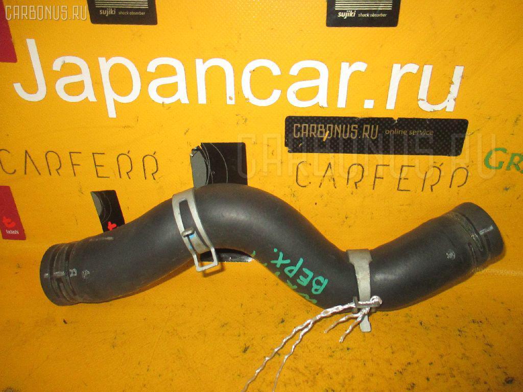 Патрубок радиатора ДВС Nissan Wingroad WRY11 QR20DE Фото 1