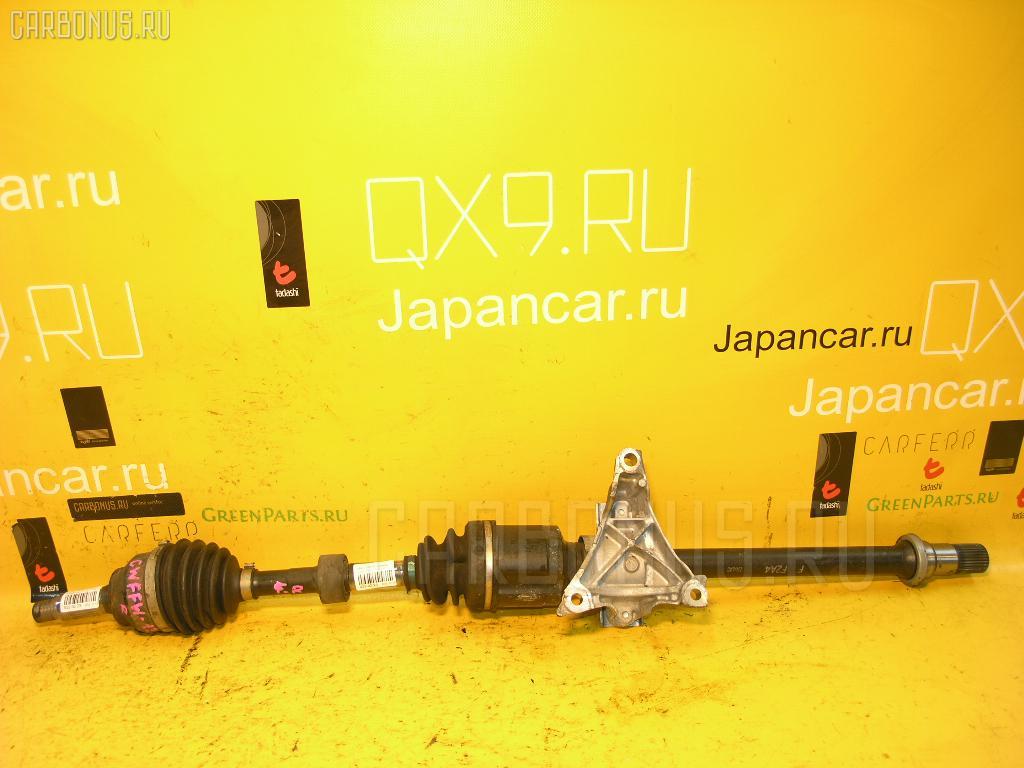Привод Mazda Premacy CWEFW LF-VD Фото 1
