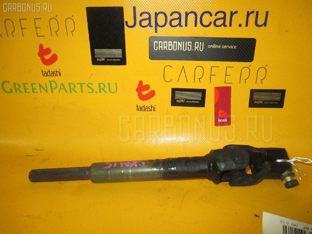 Рулевой карданчик TOYOTA GAIA SXM15G. Фото 7