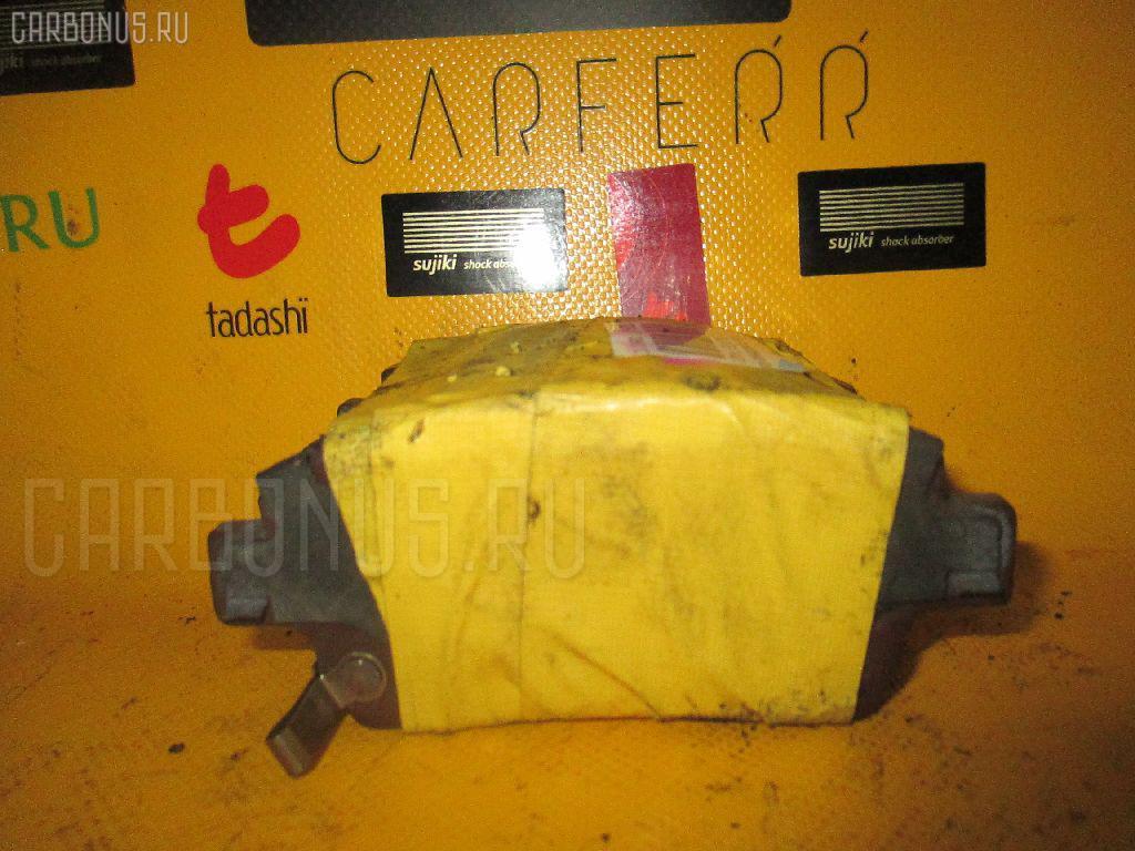 Тормозные колодки TOYOTA IST NCP60 2NZ-FE. Фото 5