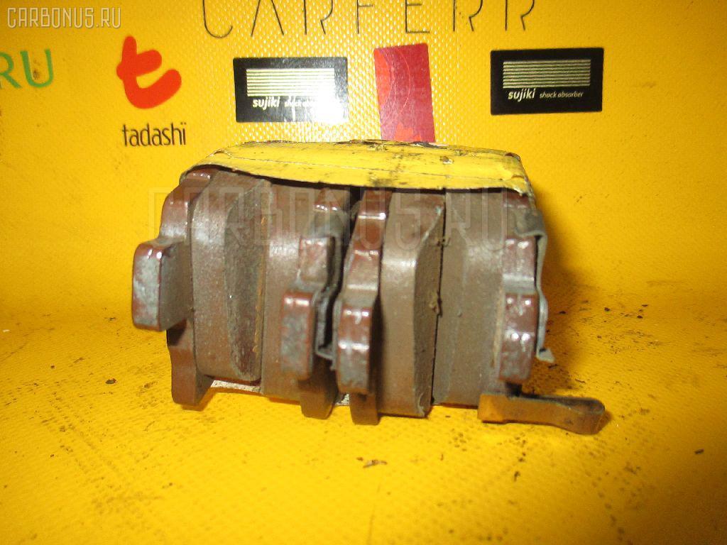 Тормозные колодки TOYOTA IST NCP60 2NZ-FE. Фото 6