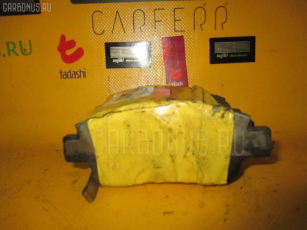Тормозные колодки TOYOTA PROBOX NCP51V 1NZ-FE. Фото 9