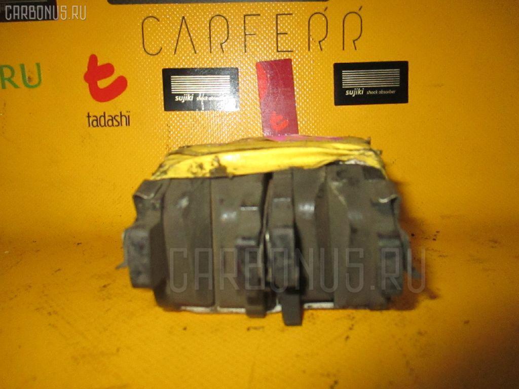 Тормозные колодки TOYOTA PROBOX NCP51V 1NZ-FE. Фото 10