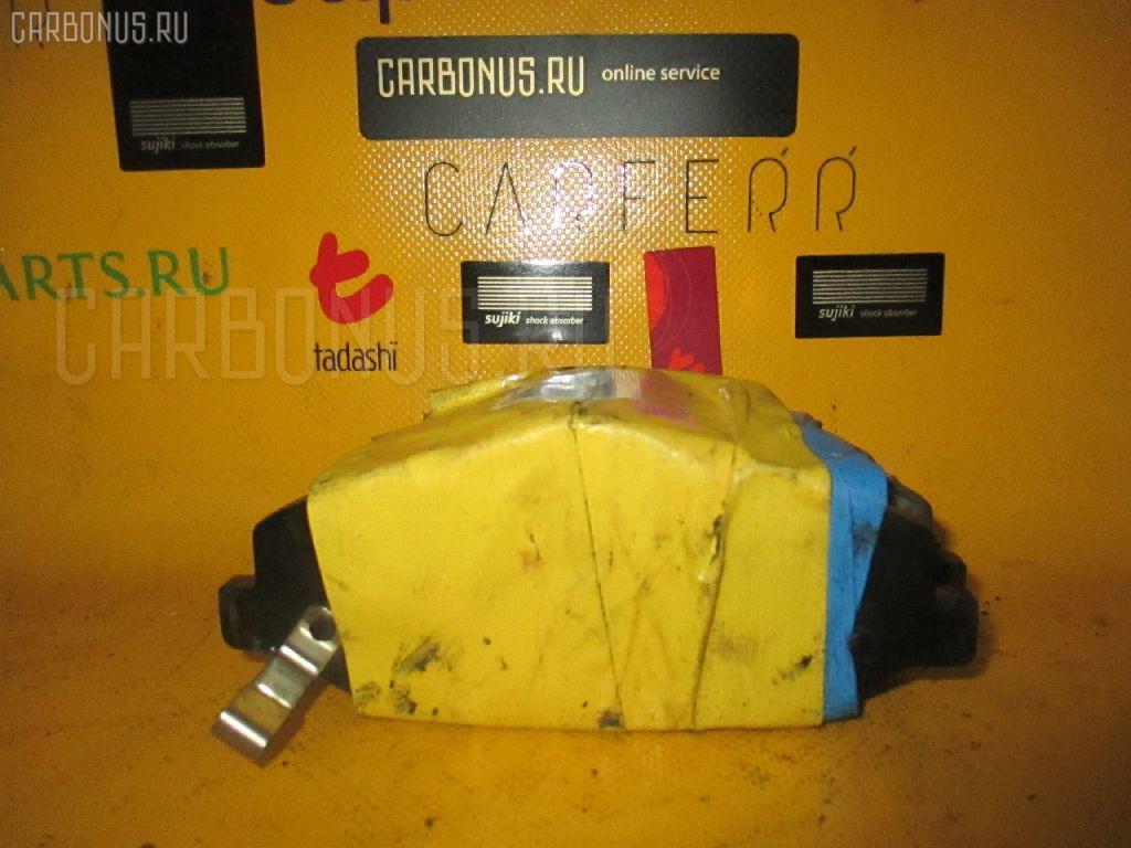 Тормозные колодки NISSAN LAUREL HC34 RB20DE. Фото 11