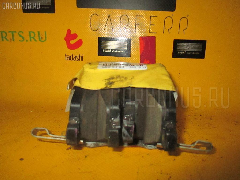 Тормозные колодки NISSAN LAUREL HC34 RB20DE Фото 2