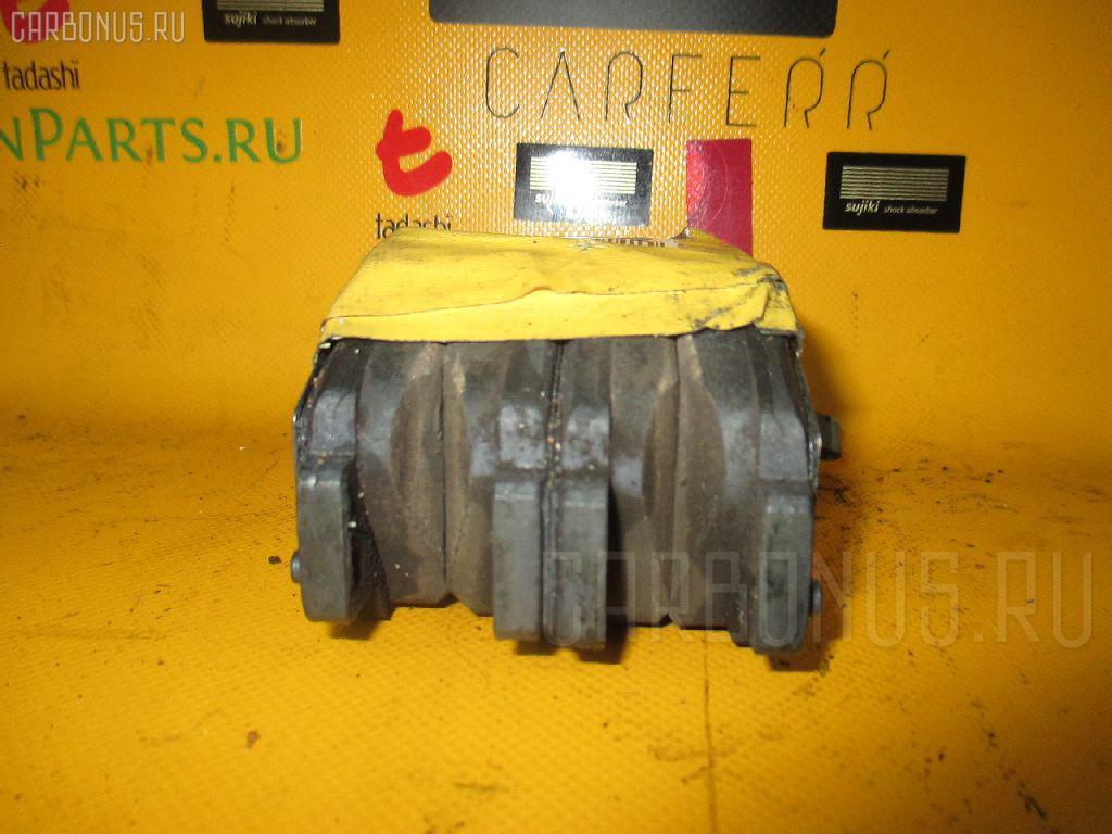 Тормозные колодки HONDA ACCORD WAGON CH9 H23A. Фото 10