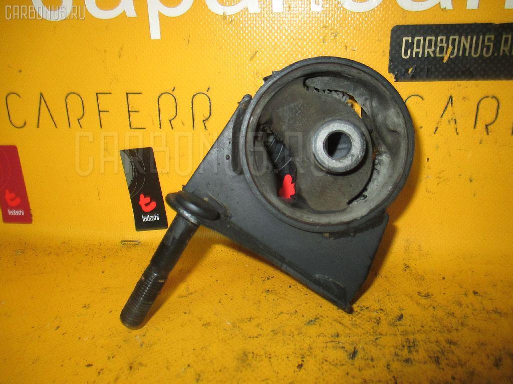 Подушка двигателя TOYOTA FUNCARGO NCP25 1NZ-FE Фото 1