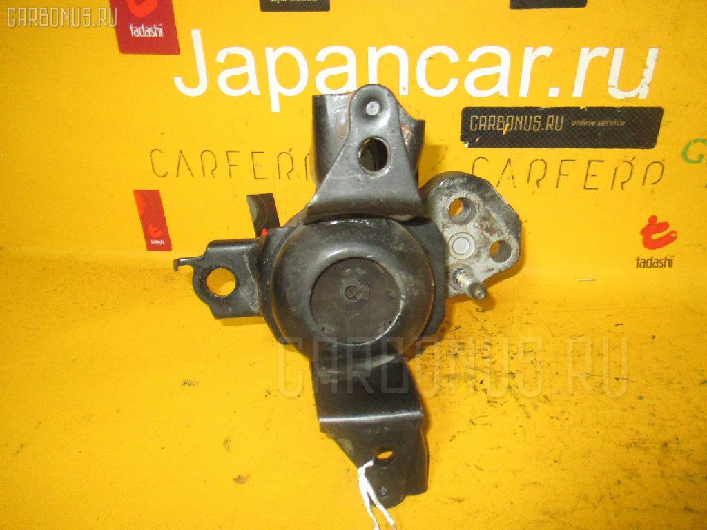 Подушка двигателя TOYOTA PROBOX NCP51V 1NZ-FE. Фото 3