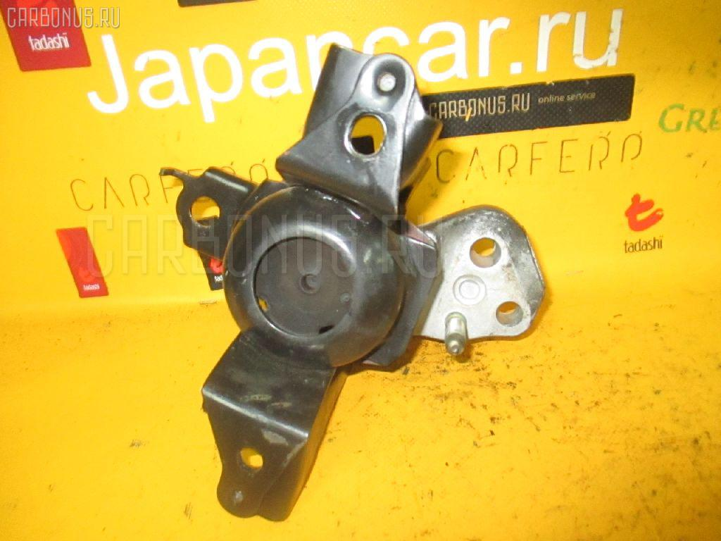Подушка двигателя TOYOTA RAUM NCZ20 1NZ-FE. Фото 10