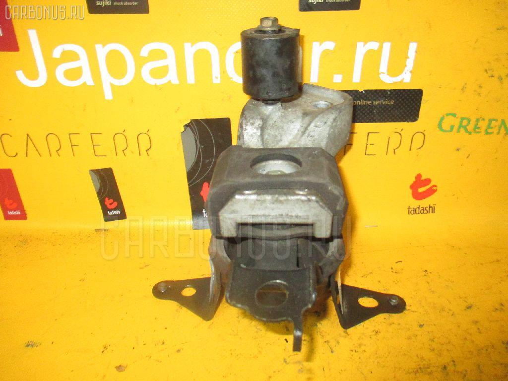 Подушка двигателя TOYOTA IST NCP60 2NZ-FE Фото 1