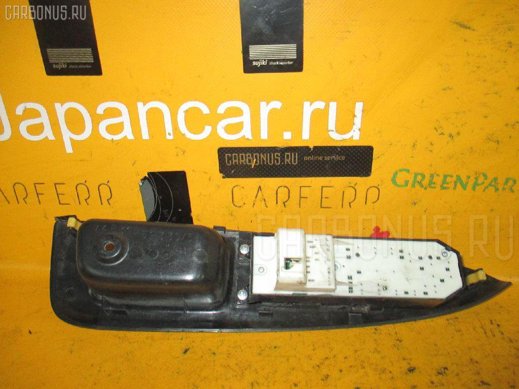 Блок упр-я стеклоподъемниками TOYOTA RACTIS NCP105 Фото 2