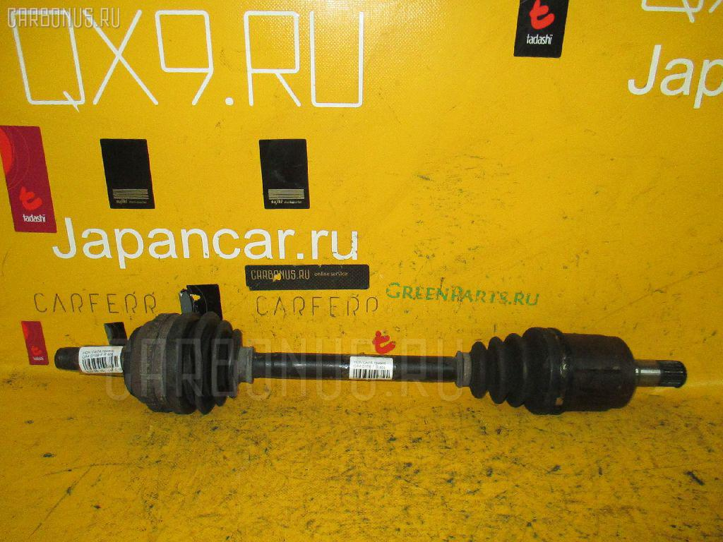 Привод HONDA CAPA GA4 D15B Фото 1