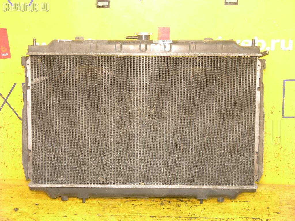 Радиатор ДВС NISSAN CEFIRO PA32 VQ25DE. Фото 9