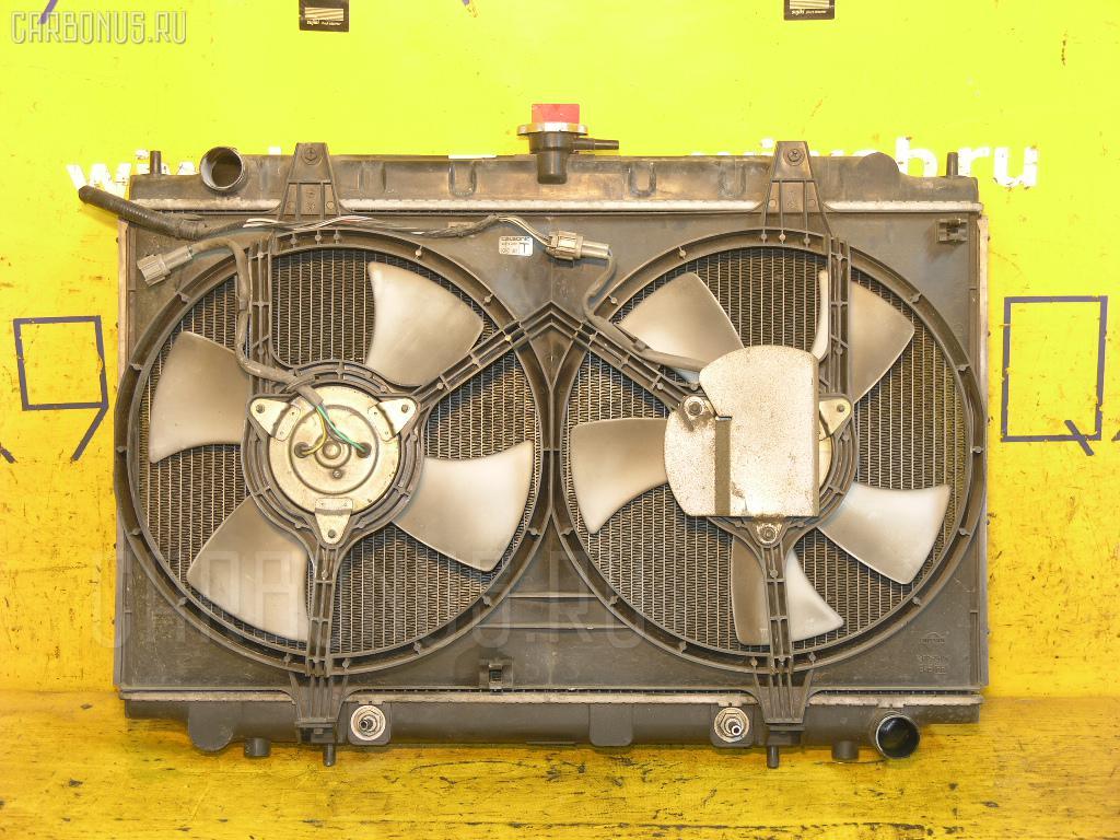 Радиатор ДВС NISSAN CEFIRO PA32 VQ25DE. Фото 10