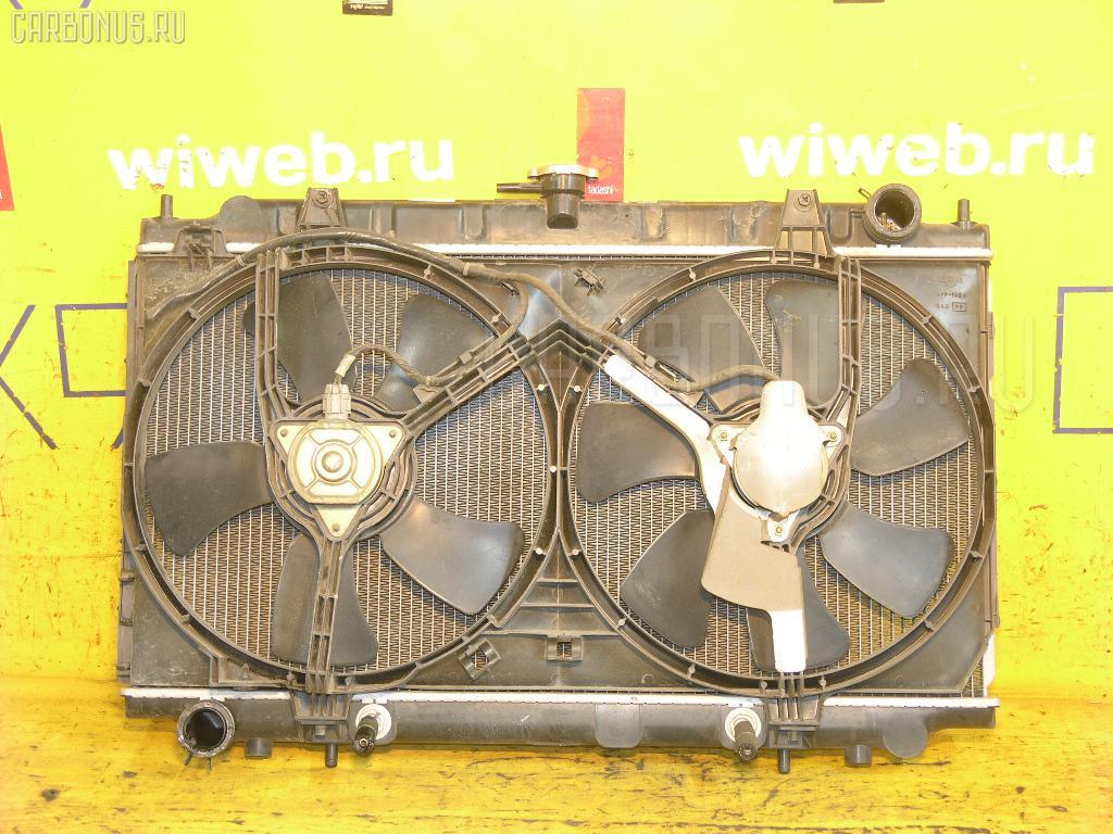 Радиатор ДВС NISSAN BLUEBIRD HU14 SR20DE Фото 1