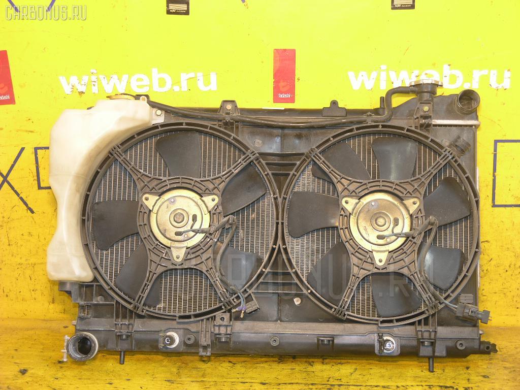 Радиатор ДВС SUBARU FORESTER SG5 EJ20 Фото 2
