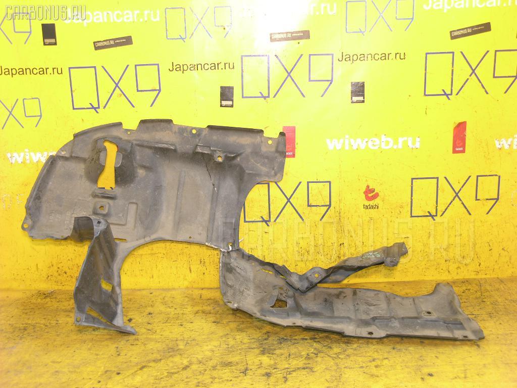Защита двигателя TOYOTA CALDINA ST210G 3S-FE. Фото 3