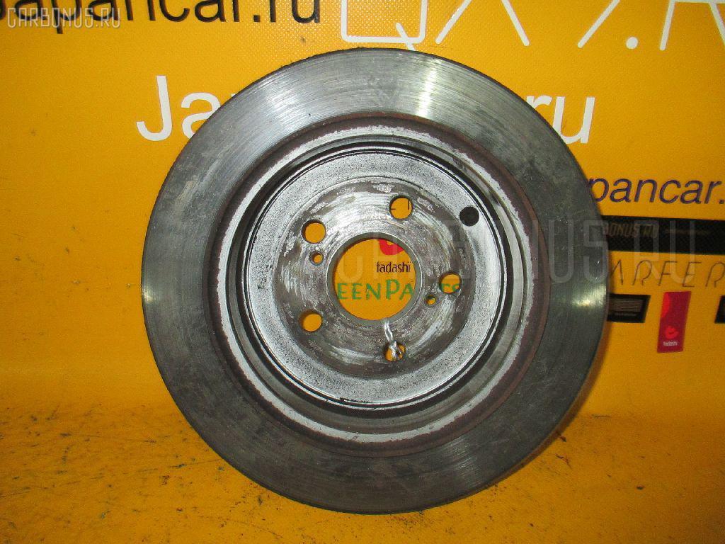 Тормозной диск TOYOTA CALDINA AZT246W 1AZ-FSE Фото 2