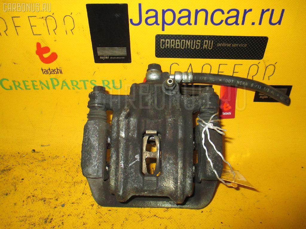 Суппорт HONDA ODYSSEY RA3 F23A. Фото 8