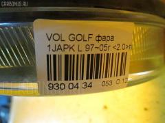 Фара Volkswagen Golf iv 1JAPK Фото 4