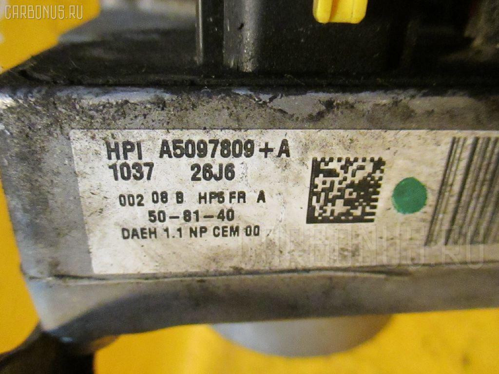 Гидроусилитель PEUGEOT 307 3CNFU NFU-TU5JP4 Фото 2