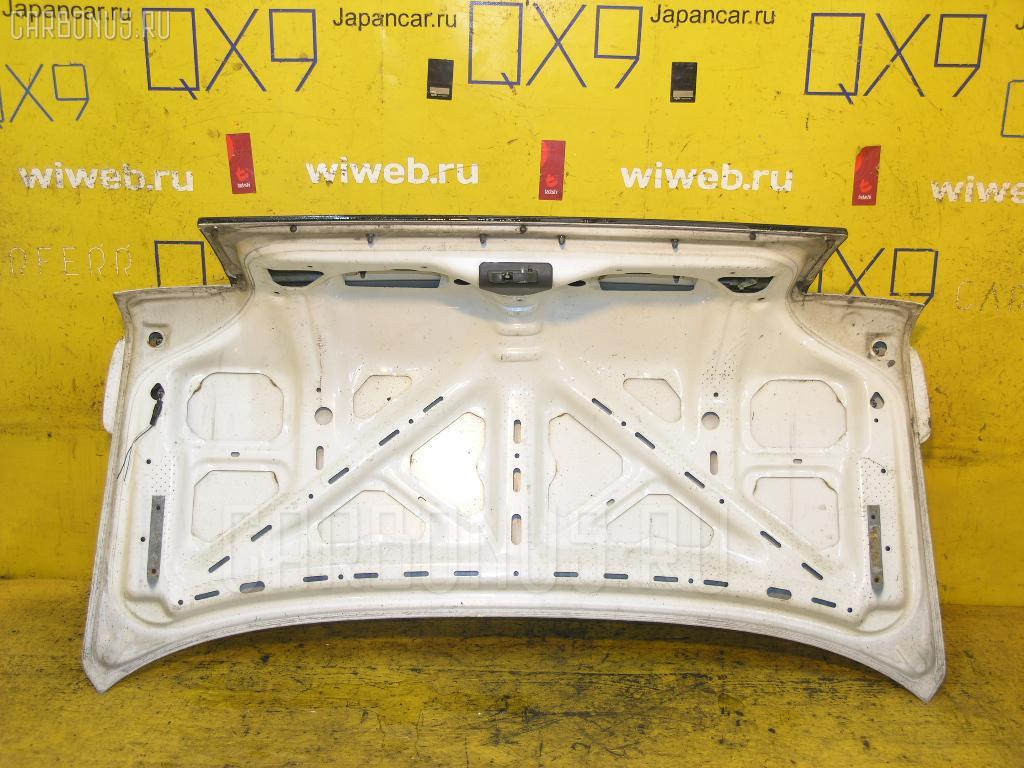 Крышка багажника SUBARU LEGACY BC5 Фото 2