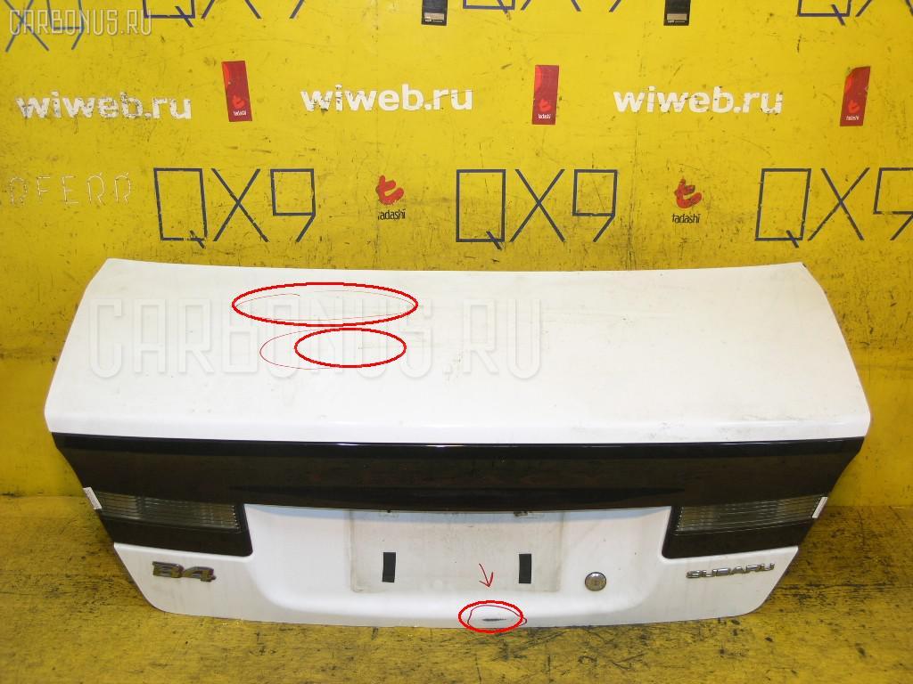 Крышка багажника Subaru Legacy b4 BE5 Фото 1