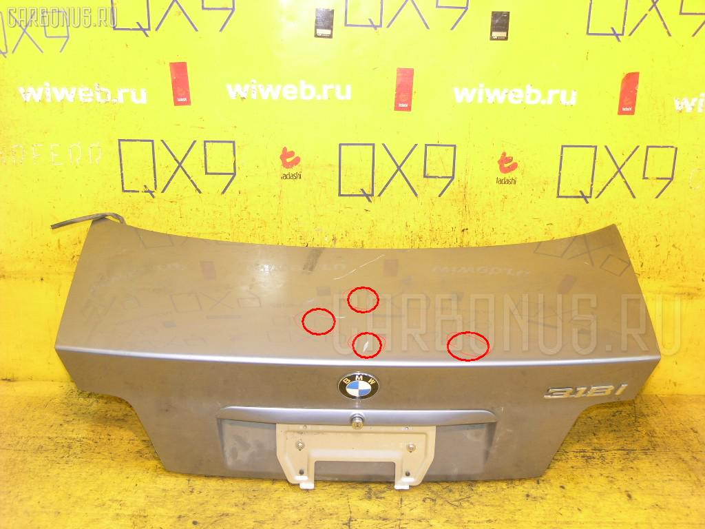 Крышка багажника BMW 3-SERIES E36-CA02 Фото 1