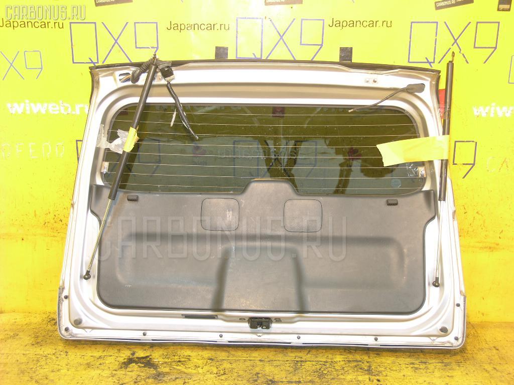 Дверь задняя HONDA HR-V GH3 Фото 2