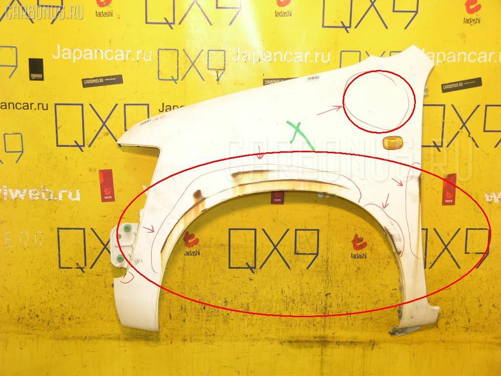 Крыло переднее TOYOTA PROBOX NCP51V Фото 1
