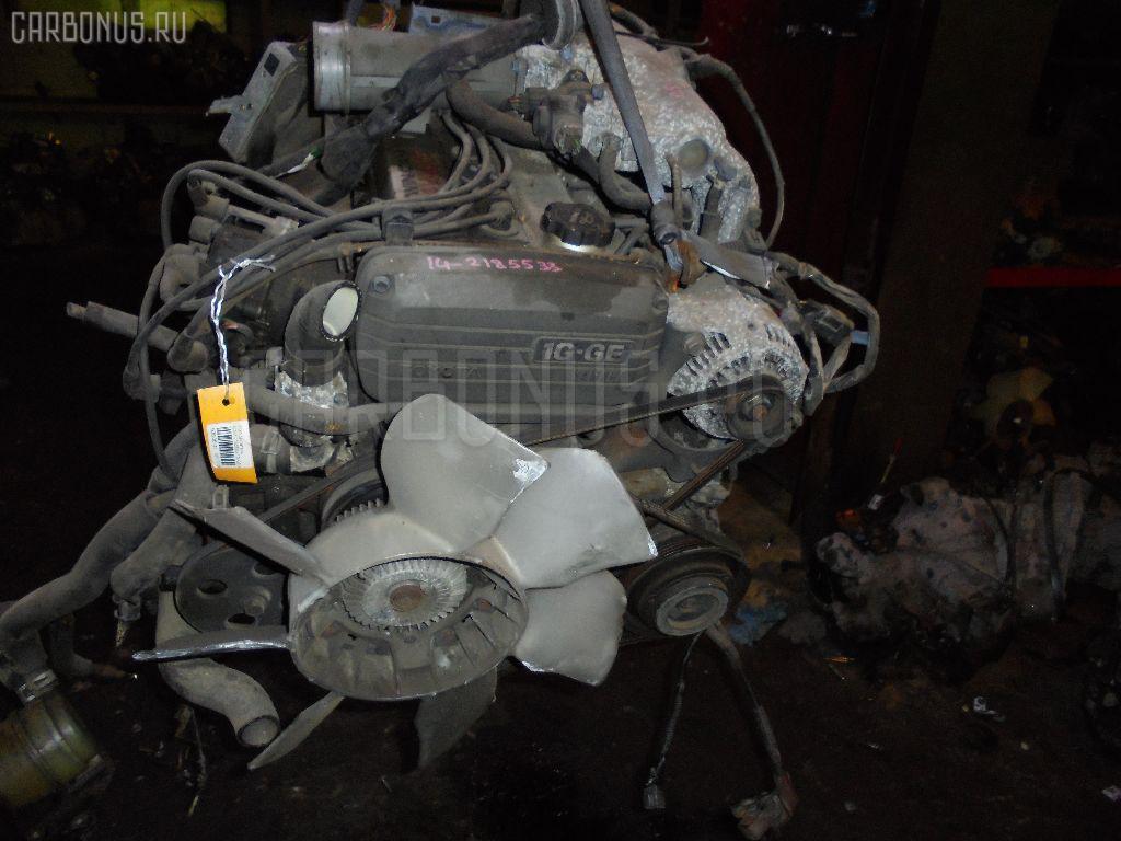 Двигатель TOYOTA GX81 1G-GE Фото 1