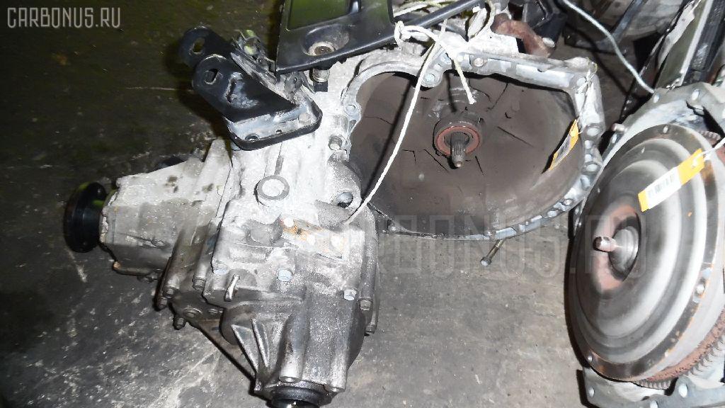 КПП механическая NISSAN BLUEBIRD ENU14 SR18DE Фото 6