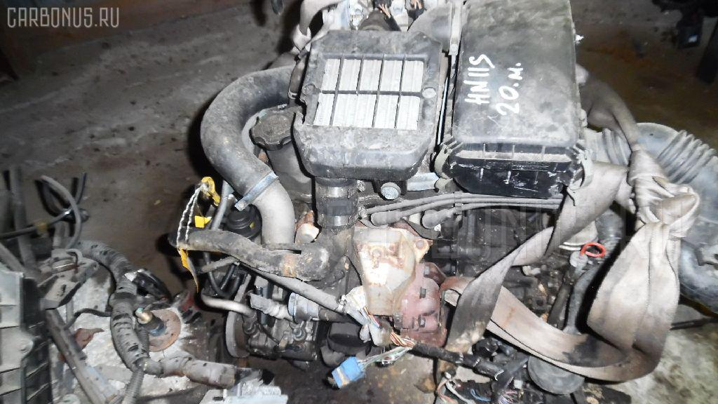 Двигатель SUZUKI KEI HN11S F6A-T Фото 1