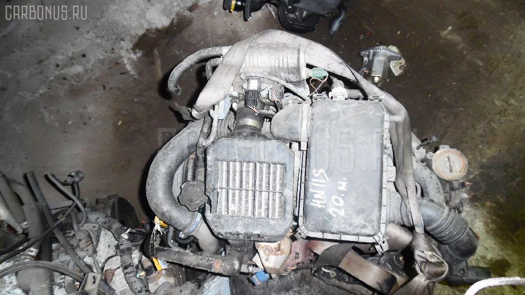 Двигатель SUZUKI KEI HN11S F6A-T Фото 2