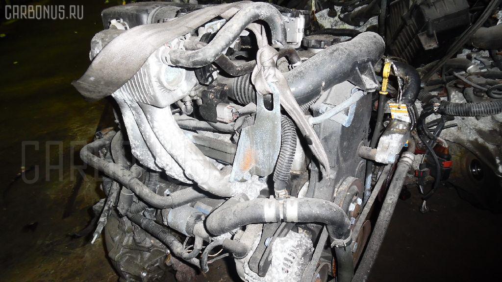 Двигатель SUZUKI KEI HN11S F6A-T Фото 4