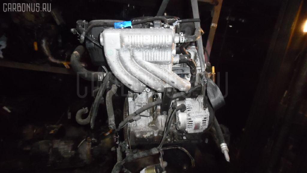 Двигатель SUZUKI KEI HN22S K6A-T Фото 4