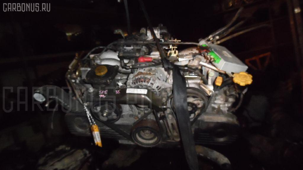 Двигатель SUBARU FORESTER SF5 EJ201DWXVE Фото 1