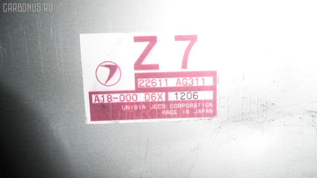 Двигатель Subaru Legacy b4 BE5 EJ204DWCBE Фото 1